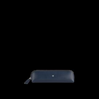 Montblanc Stiftetui Sartorial Etui für 2 Schreibgeräte mit Reißverschluss oben 116306