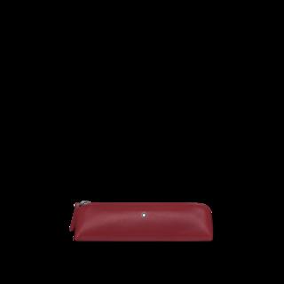 Montblanc Stiftetui Sartorial Etui für 2 Schreibgeräte mit Reißverschluss oben 116327