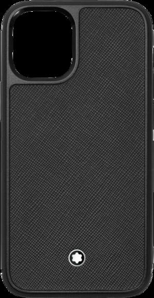 Handyhülle Montblanc Sartorial Hard Phone Case für das Apple iPhone 12 Mini aus Kalbsleder