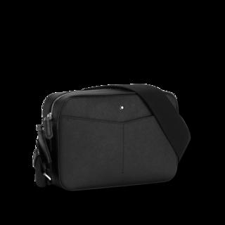 Montblanc Arbeitstasche Sartorial Messenger Bag mit Reißverschluss oben 128564