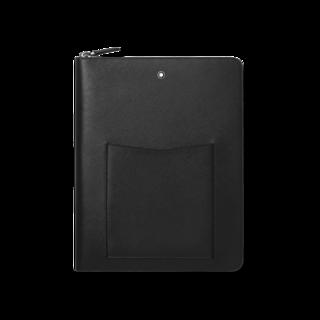 Montblanc Schreibtisch-Equipment Sartorial Notizblockhalter mit Fach 128520