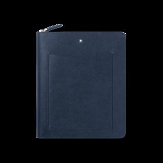 Montblanc Notizblock Sartorial Notizbuchhalter mit Fach 128663