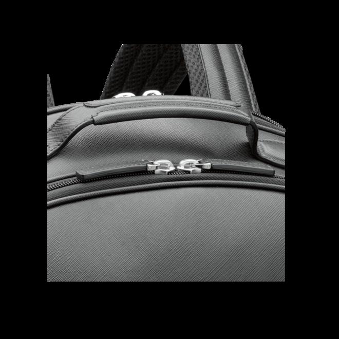 Rucksack Montblanc Sartorial Rucksack groß mit 3 Hauptfächern aus Kalbsleder bei Brogle
