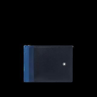 Montblanc Kreditkartenetui 4 cc mit Ausweisfach 126215