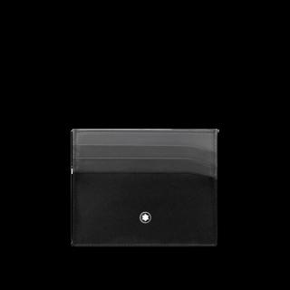 Montblanc Kreditkartenetui Meisterstück 6 cc 126212