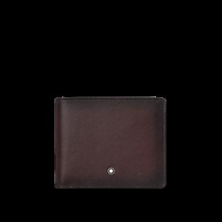Montblanc Geldbeutel Meisterstück Brieftasche 6 cc 123720