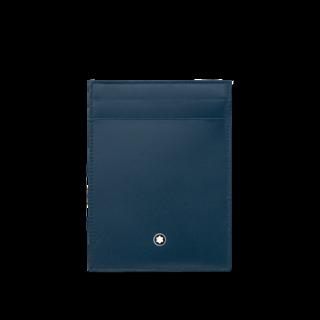 Montblanc Geldbeutel Meisterstück Etui 4 cc mit Ausweisfach 118311