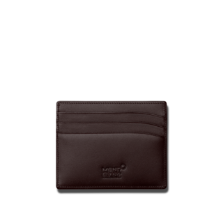 Montblanc Kreditkartenetui Meisterstück Etui 6 cc 114556