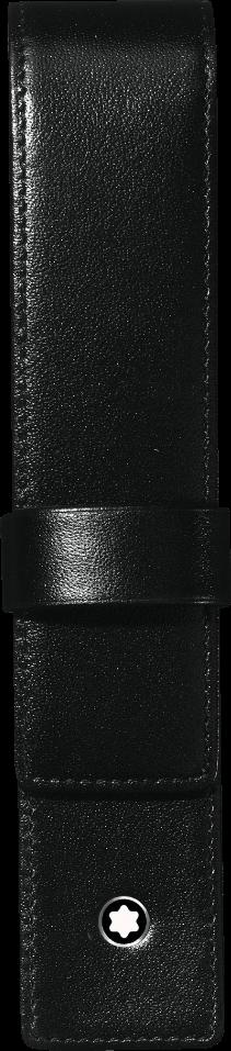 Stiftetui Montblanc Meisterstück Etui für 1 Schreibgerät aus Rindsleder