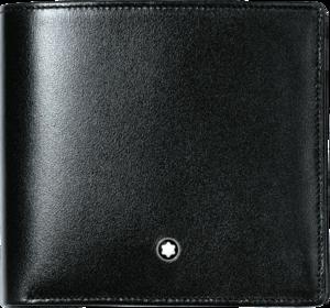 Geldbeutel Montblanc Meisterstück aus Rindsleder