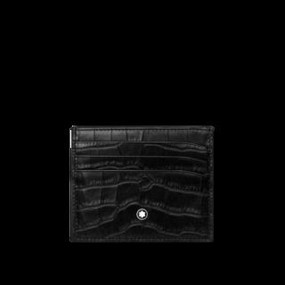 Montblanc Etui für Visitenkarten Meisterstück Selection Etui 6 cc 126649