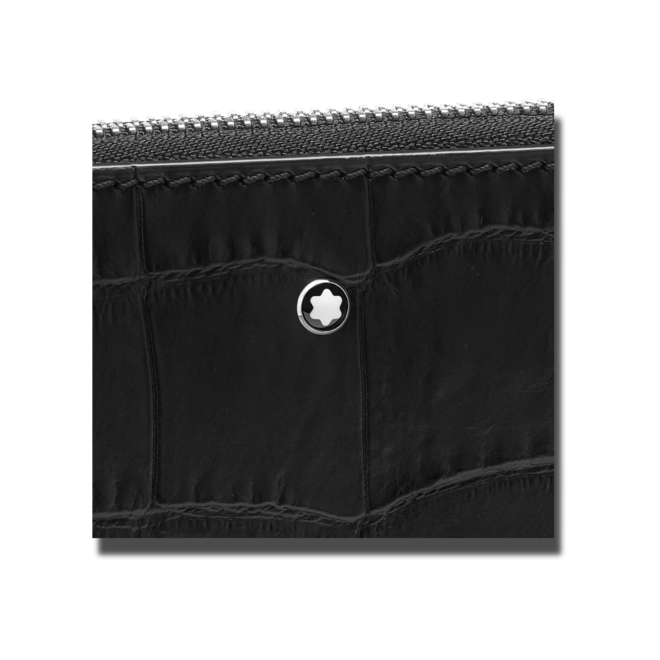 Reisetasche Montblanc Meisterstück Selection Etui klein 2 in 1 aus Rindsleder bei Brogle
