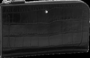 Reisetasche Montblanc Meisterstück Selection Etui klein 2 in 1 aus Rindsleder