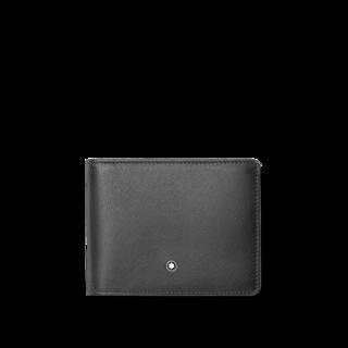 Montblanc Geldbeutel Meisterstück Sfumato Brieftasche 4 cc mit Geldclip 118351