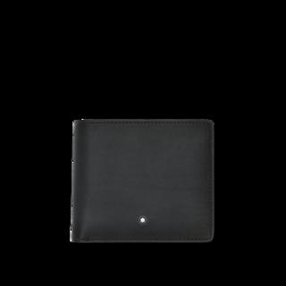 Montblanc Geldbeutel Meisterstück Sfumato Brieftasche 4 cc mit Geldclip 123723