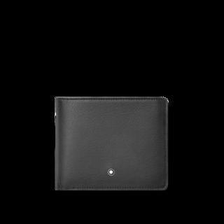 Montblanc Geldbeutel Meisterstück Sfumato Brieftasche 6 cc 118345