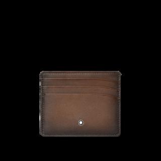 Montblanc Kreditkartenetui Meisterstück Sfumato Etui 6 cc 118366
