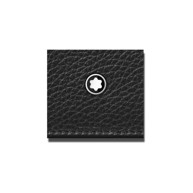 Geldbeutel Montblanc Meisterstück Soft Grain 6 cc aus Rindsleder bei Brogle