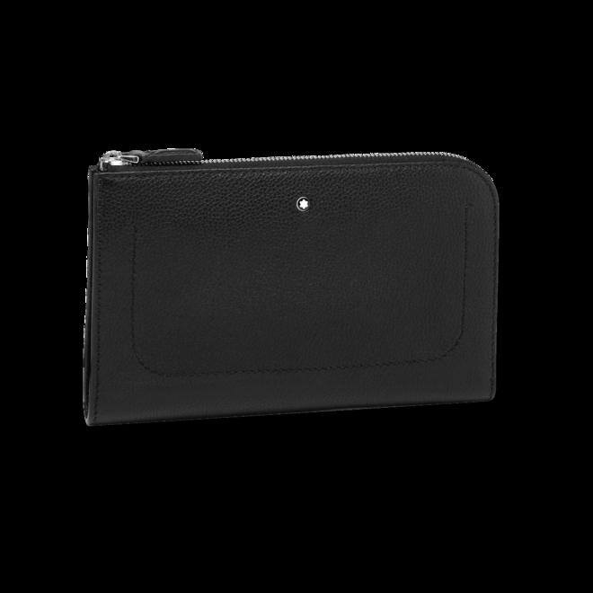 Reisetasche Montblanc Meisterstück Soft Grain Etui klein 2 in 1 aus Rindsleder bei Brogle