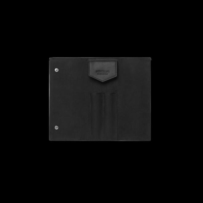 Stiftetui Montblanc Meisterstück Soft Grain für 2 Schreibgeräte aus Rindsleder bei Brogle