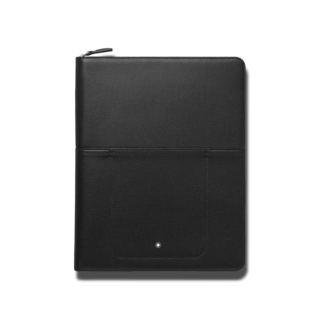 Montblanc Schreibtisch-Equipment Meisterstück Soft Grain Notizblockhalter mit Fächern 126232