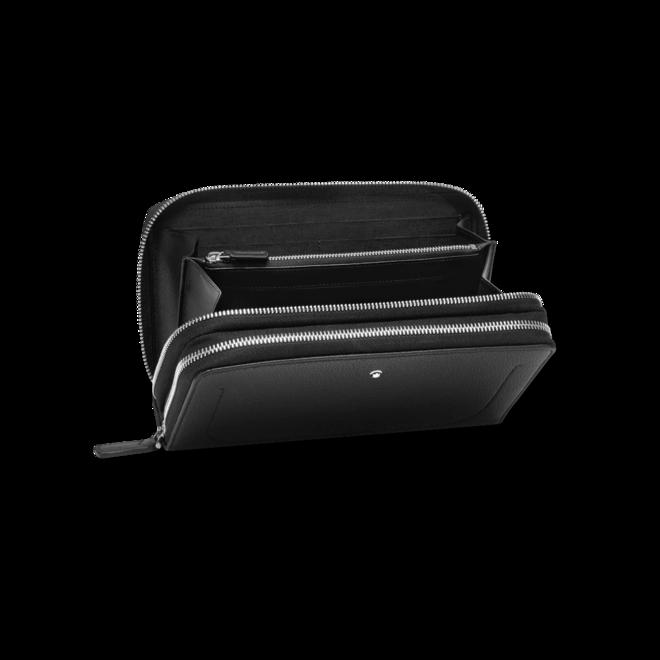 Reisetasche Montblanc Meisterstück Soft Grain Reisebegleiter aus Rindsleder bei Brogle