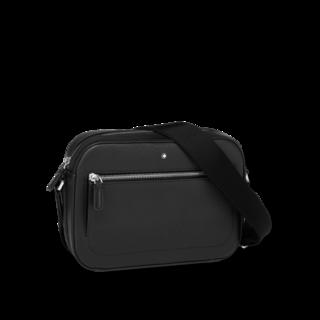 Montblanc Arbeitstasche Meisterstück Soft Grain Reportertasche mit Reißverschluss oben 126239