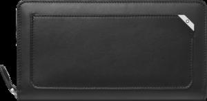 Geldbeutel Montblanc Meisterstück Urban Brieftasche 6 cc aus Rindsleder