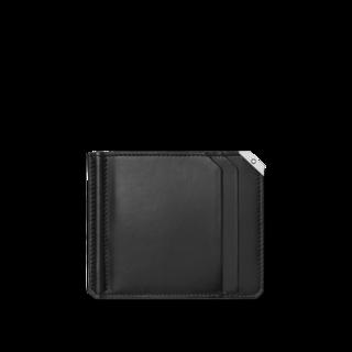 Montblanc Geldbeutel Meisterstück Urban Brieftasche 6 cc mit Geldclip, groß 124092