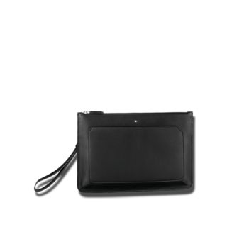 Montblanc Handtasche Meisterstück Urban Clutch mit Reißverschluss 124081