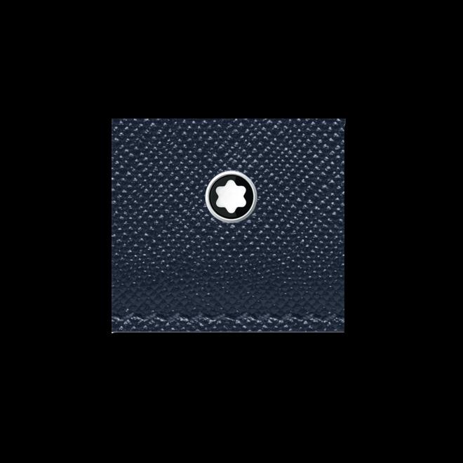 Kreditkartenetui Montblanc Sartorial 4 cc mit Ausweisfach aus Kalbsleder bei Brogle