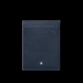 Montblanc Kreditkartenetui Sartorial 4 cc mit Ausweisfach 128594