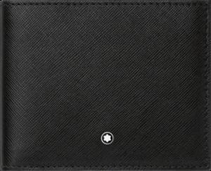 Geldbeutel Montblanc Sartorial Brieftasche 6 cc