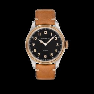 Montblanc Herrenuhr 1858 Automatic 116241