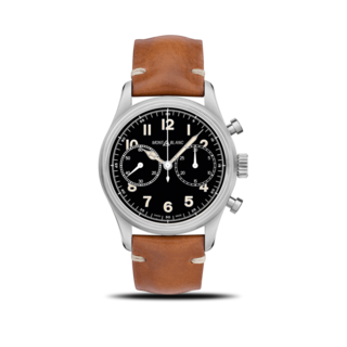 Montblanc Herrenuhr 1858 Automatic Chronograph 117836