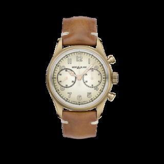 Montblanc Herrenuhr 1858 Automatic Chronograph 118223