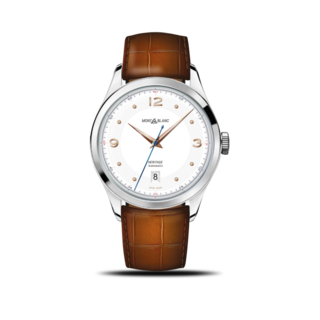 Montblanc Armbanduhr Heritage Automatik 40mm 128672