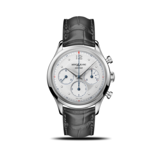 Montblanc Herrenuhr Heritage Automatik Chronograph 41mm 128670