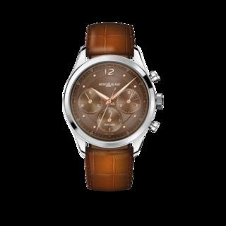Montblanc Herrenuhr Heritage Automatik Chronograph 41mm 128671