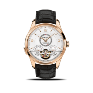 Montblanc Herrenuhr ExoTourbillon Minute Chronograph 112542