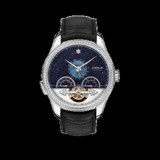 Montblanc Herrenuhr ExoTourbillon Minute Chronograph Vasco da Gama 113356