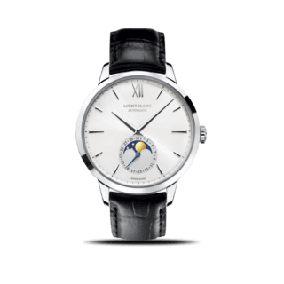 Montblanc Herrenuhr Heritage Spirit Moonphase 110699