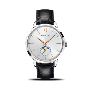 Montblanc Herrenuhr Heritage Spirit Moonphase 111620