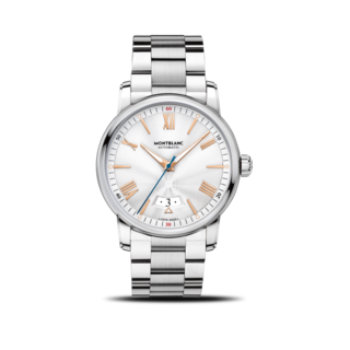 Montblanc Herrenuhr 4810 Date Automatic 114852