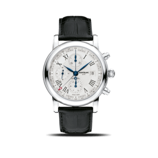 Montblanc Herrenuhr Star Chronograph UTC Automatic 107113