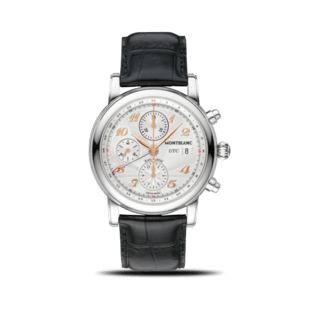 Montblanc Herrenuhr Star Chronograph UTC Automatic 110590