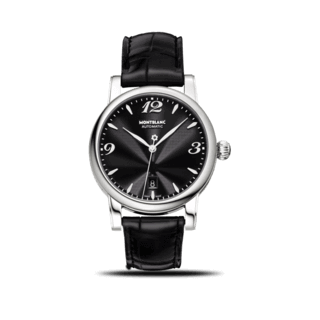 Montblanc Damenuhr Star Date Automatic 105895