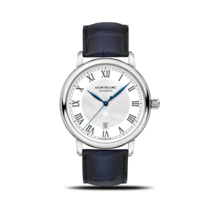 Montblanc Herrenuhr Star Legacy Automatic Date 119956