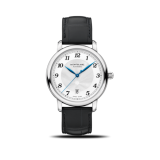 Montblanc Herrenuhr Star Legacy Automatic Date 39mm 116522