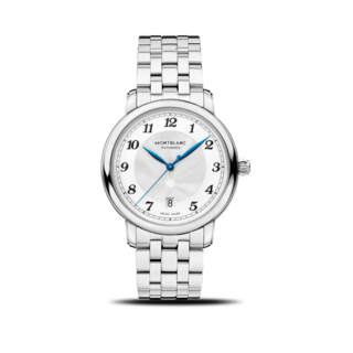 Montblanc Herrenuhr Star Legacy Automatic Date 39mm 117323